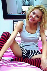 Webcam Sex met  adeline