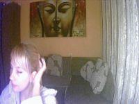 De heetste meiden online achter de webcam alechka?