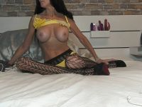 Nu live hete webcamsex met Hollandse amateur  angeil?