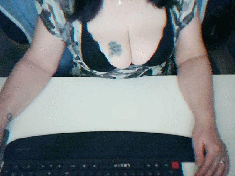 Webcam foto van anika