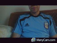 Nu live hete webcamsex met Hollandse amateur  arnie?