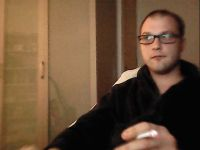 Nu live hete webcamsex met Hollandse amateur  bram87?