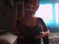 Nu live hete webcamsex met Hollandse amateur  emelia?