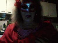 Oudere dame uit Antwerpen