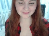 Nu live hete webcamsex met Hollandse amateur gingerr?