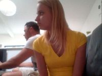 Nu live hete webcamsex met Hollandse amateur  julieke?