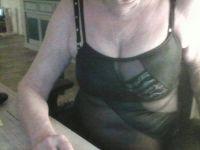 Bejaarde vrouw uit Utrecht