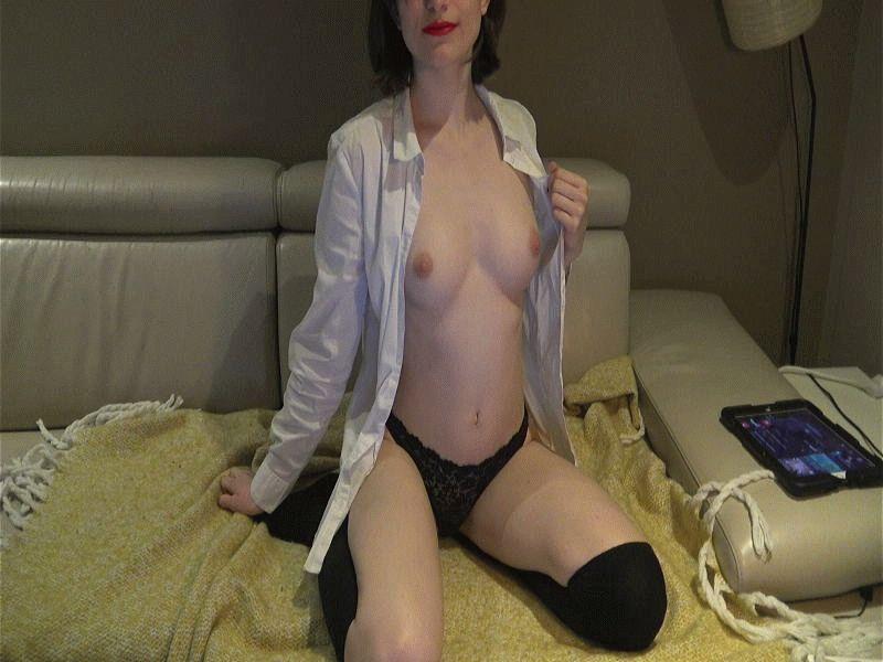 Lief meisje naakt zien