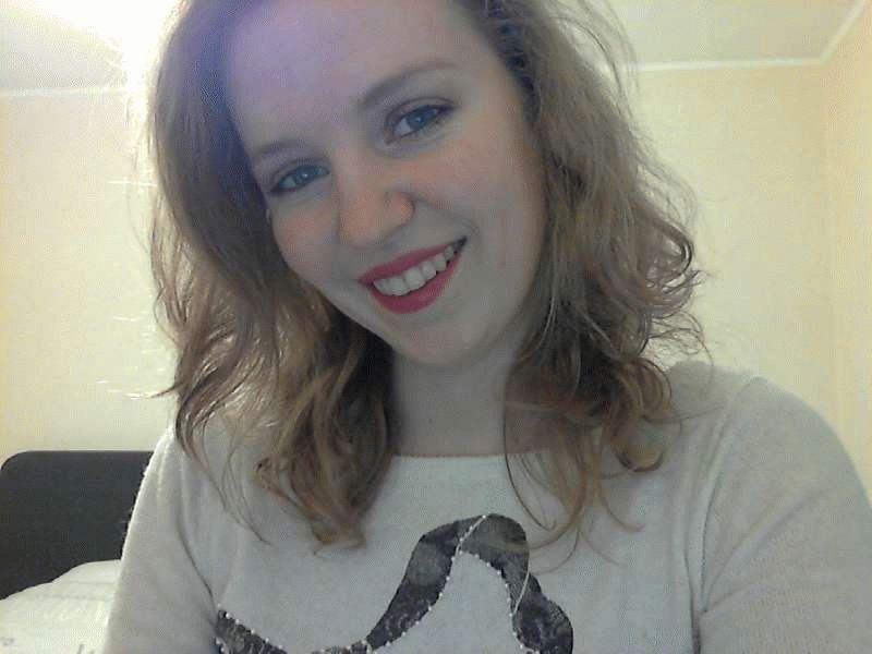 Nu live hete webcamsex met Hollandse amateur  ladytatjana?
