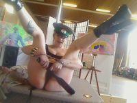 Nu live hete webcamsex met Hollandse amateur  lindalush?