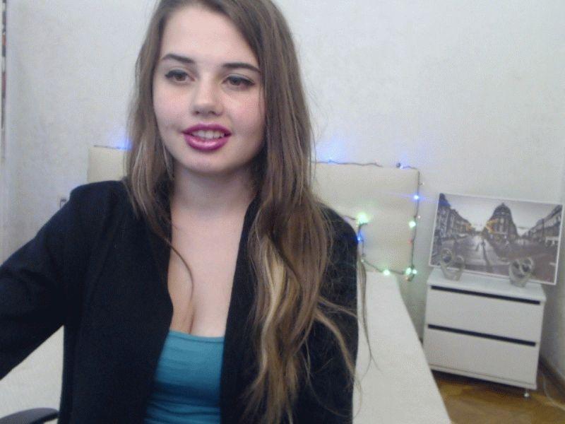 Nu live hete webcamsex met Hollandse amateur  millena?