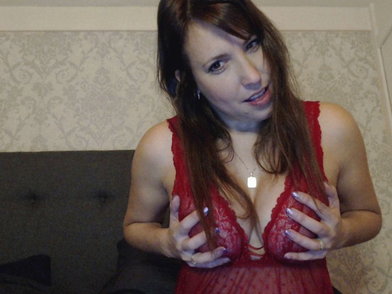 Webcam foto van mrs-hot-wet