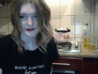 Nu live hete webcamsex met Hollandse amateur  nainai?