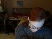 Nu live hete webcamsex met Hollandse amateur  naughtyangel?