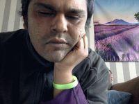 Nu live hete webcamsex met Hollandse amateur  nizaar1983?
