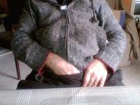 Nu live hete webcamsex met Hollandse amateur  olaf67?