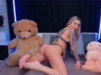 Webcam sexchat met rosecox uit Londen