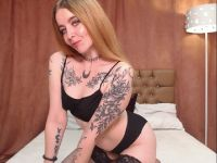 Nu live hete webcamsex met Hollandse amateur  scarletsexy?