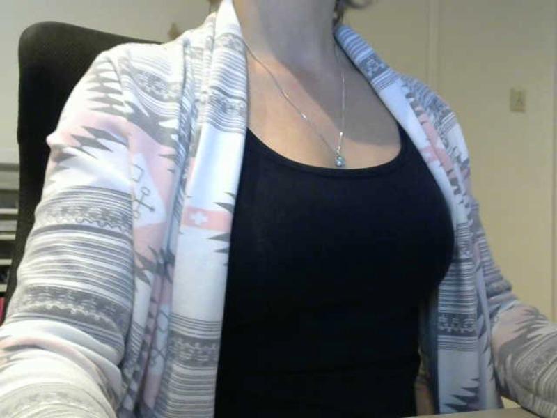 Nu live hete webcamsex met Hollandse amateur  sexysimone?