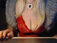 Bejaarde vrouw uit Antwerpen