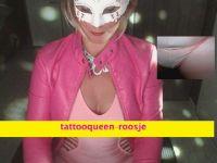 Online live chat met tattooqueen