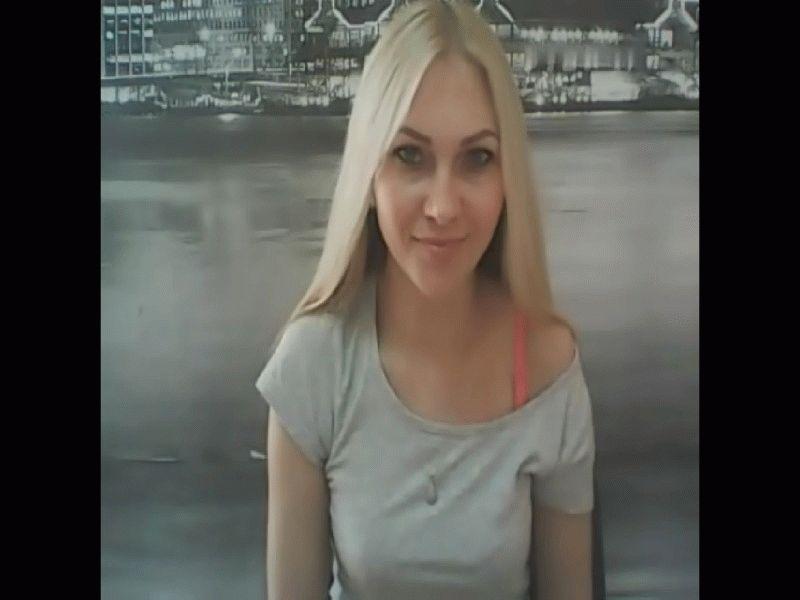 Nu live hete webcamsex met Hollandse amateur  wowblonda?