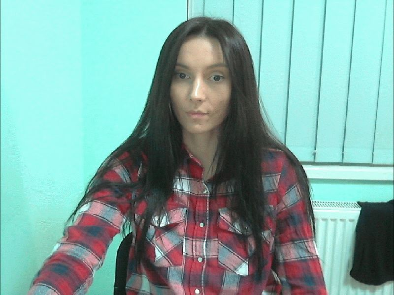 Webcamsex met Amelina