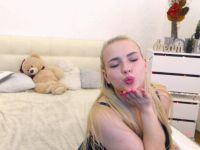 Online live chat met blondetany