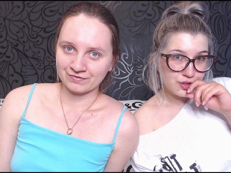 Webcamsex met Goldilocks
