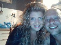 Lekker webcam sexchatten met koppeltj27  uit friesland