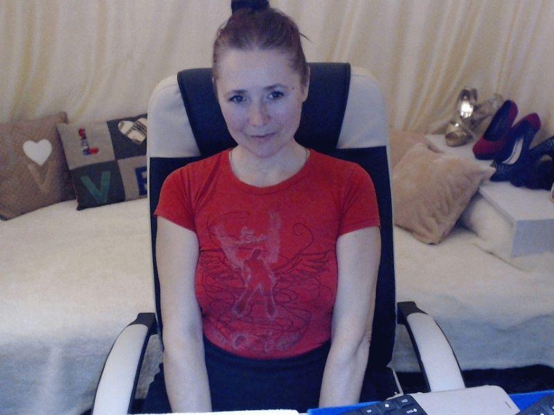 Webcamsex met Sweetnata