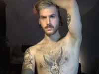 Webcam sexchat met tattoojock uit Amsterdam