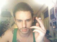 Lekker webcam sexchatten met trashypunk  uit Den Haag