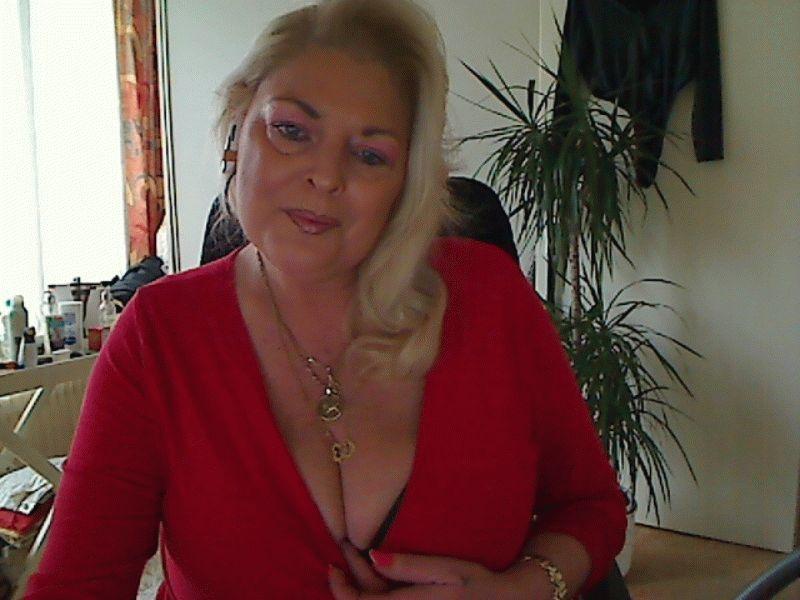 Webcamsex met Yvonnehot
